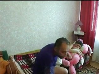 Nudist families at home Sr mother comes home to make it a family foursome