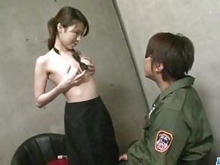 Bakugan rino sexy Rino asuka plays with toys deep down her hairy cherry