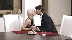 Le diner en amoureux
