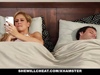 Adult media mom - Shewillcheat - slut wife finds first bbc on social media