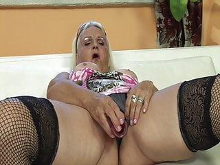Free horniest lesbian videos The horniest granny ever