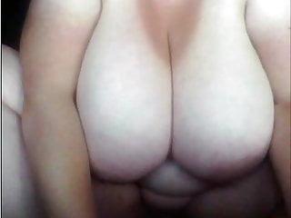 Black heavy boobs - Trailertrash-ish bbw with heavy boobs on webcam 1