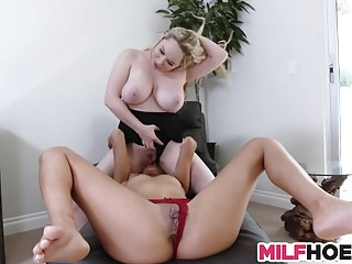 Rescue me sex scene video Katya rodriguez stepmom aiden starr to the rescue