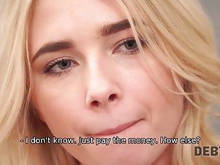 Sex during hurricane Debt4k. finally, blonde babe maria hurricane agrees to pay