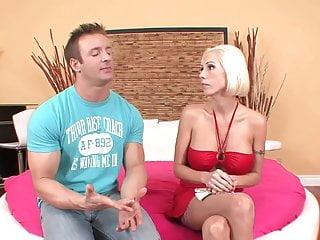 Short hair mature galleries Blonde short hair big tits milf fucks like a cougar