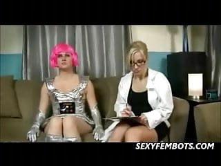 Sci-fi fantasies of sex slave - Sci fi lesbian orgasms