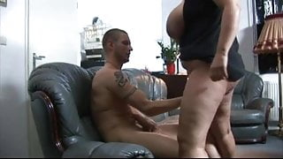Older Dutch mature getting young cock  2