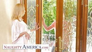 Naughty America - Briana Banks Fucks her Step Son's Best Friend
