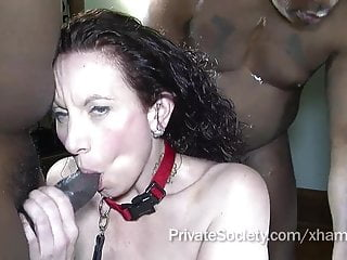 Lesbiskt sex - The private society gangbang club for lonely housewives