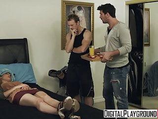 Nikki minage sex scene Nikki delano erik everhard- the con job scene 2 - digital pl