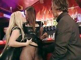 Alicia dimarco hardcore British slut alicia rhodes in a ffm threesome