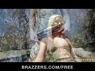 Brazzers trailers pussy Brazzers - stunning blonde hitchhiker stevie shae is fucked