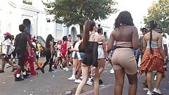 Hot ass at BLM protest