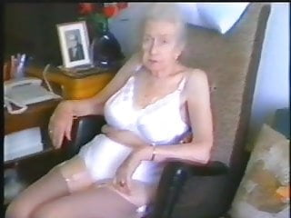 Grey hair granny fucked movies Granny with grey hair and nice tits