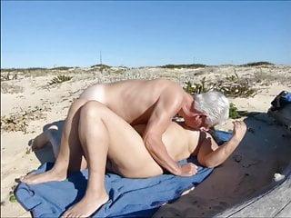 Japanese beach sex - Silver stallion beach sex with juicecouple