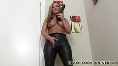 I need a big black cock for my tight tranny ass