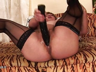 Chubby mature nl - Chubby mature mother fisted by a hot babe