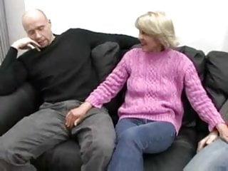 Total facial nerve repair - Horny insatiable granny is a total cum slut