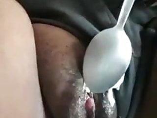Black bottom ice cream pie - Ice cream pussy