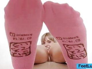Feet fetish online sex Bella anne oiled feet fetish