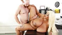 big tit ebony hot!!