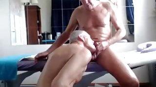 grandpas have  sex