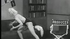 Stripper Dixie Evans