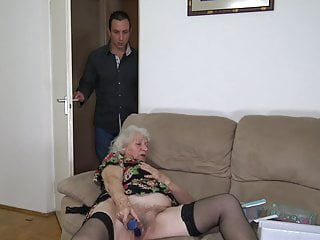 Pussy that is wet Grandmas pussy is wet