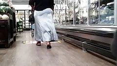 Jiggly ass big booty heban mamuśki w ruchu.2