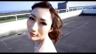 Beautiful Japanese MILF - Sexy JULIA
