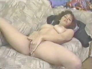 Vintage dial Nikki dial masturbates