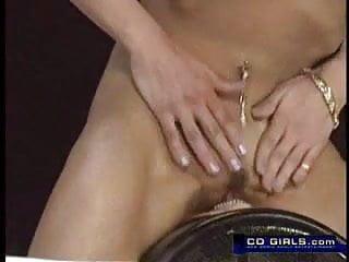 Sex Saddle Machine Ride From A Cute Amateur Free Porn D1