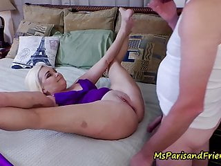 Handcuff but ass - Pussy is good, but ass is even better