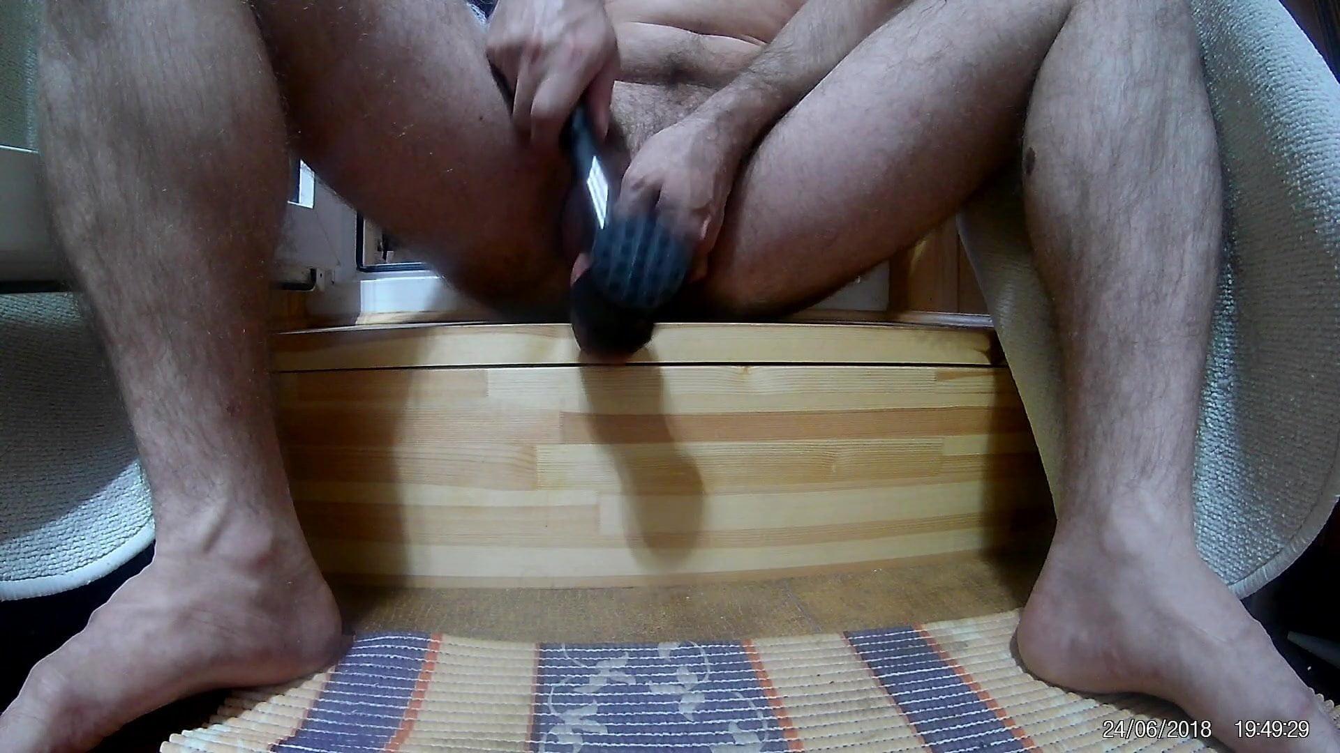Cock beating tube