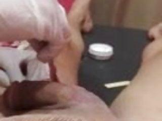 Hidden camera bikini wax - Waxing