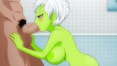 Dragon Ball Super: Lost Episode - Broly fucks Cheelai