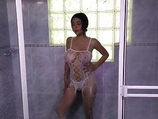 Pamelas breast Pamela