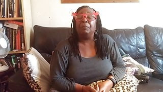 BLACK GRANNY WIFE SWAPPERS!