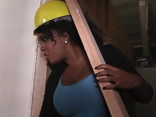 Dick purtan crew - Black girl layton benton suck and fuck white demolition crew