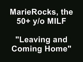 Milf voyeur vieos - Marierocks, 50 milf - voyeur view of me