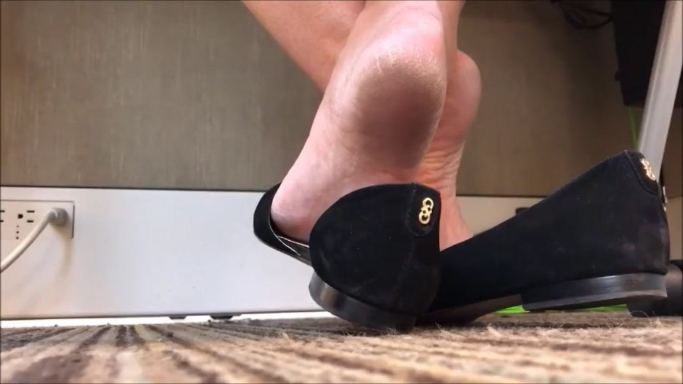 Jerking Off Licking Feet