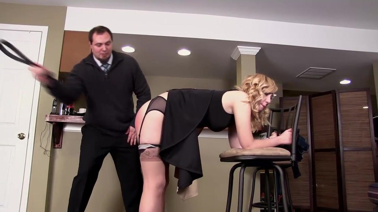 Amateur Spanking My Wife