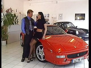 Dealer dick hannah volkswagen Black stockings laura angel fucks from the car dealer
