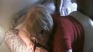 Sexy Granny Neighbor