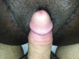 Chick with dick and pussy - Ebony college chick fucked by white dick