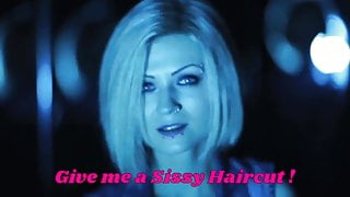 Sissy Feminization Haircut Captions 4