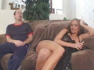 Proper behavior for sex slaves - Mature gets fucked by couple for her arrogant behavior