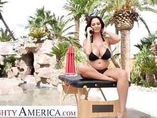 Naughty america threesome Naughty america - ava addams fucks her sons friend