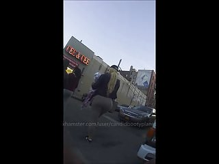 Chatman misconduct pokey sexual - Huge pokey candid phat booty latina in brown leggings