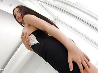 Sasha rose solo anal Gonzo style anal with hot sasha rose by ass traffic